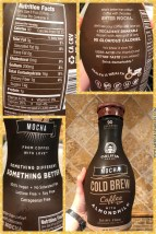 Califia Farms Mocha Cold Brew