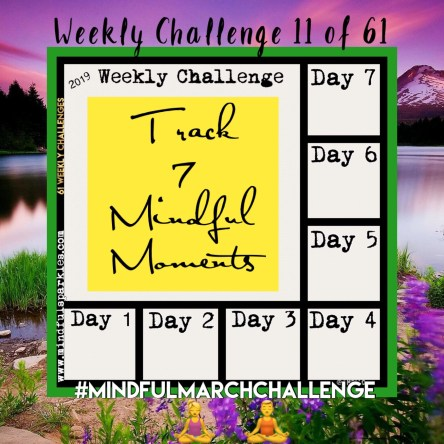 Mindful March Challenge