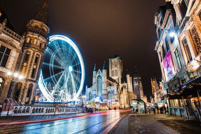 32 best christmas destinations