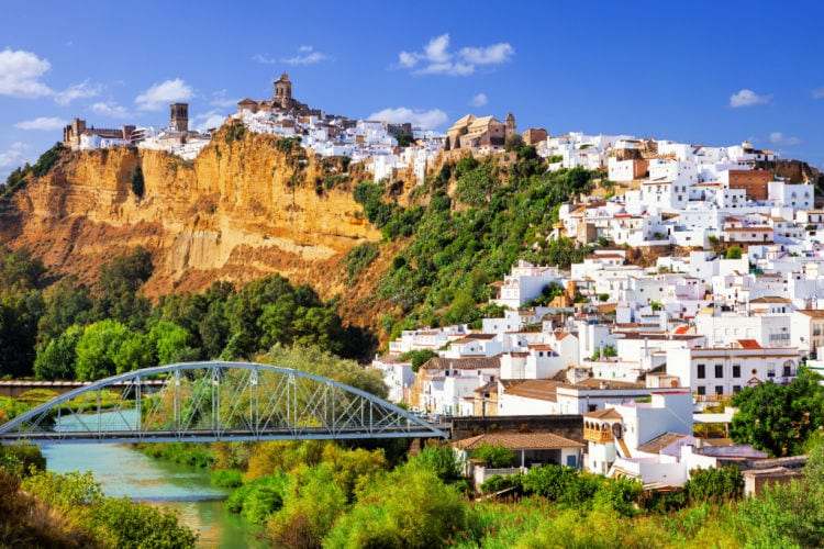 Qué ver en Arcos de la Frontera en un día: El pueblo más bonito de Cádiz