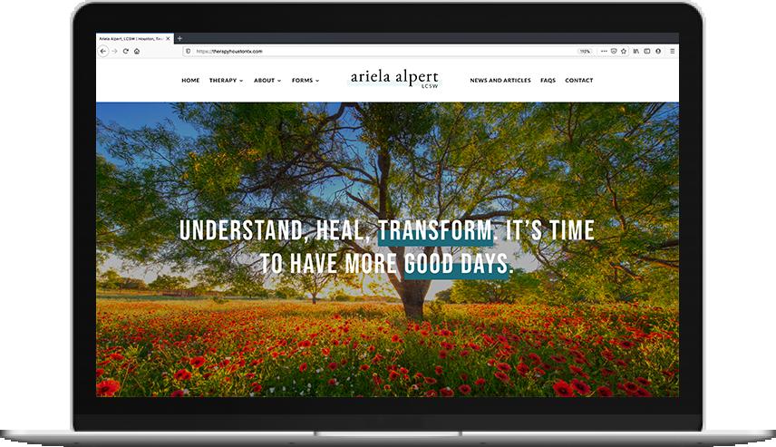 ariela alpert website