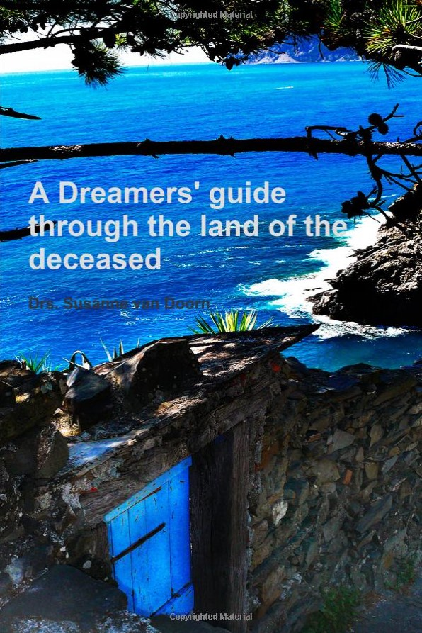dreamers guide to the land of the deceased - front