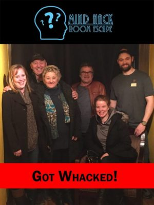 Mind Hack Escape Room