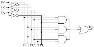 how to design 3 input xorxnor gate?