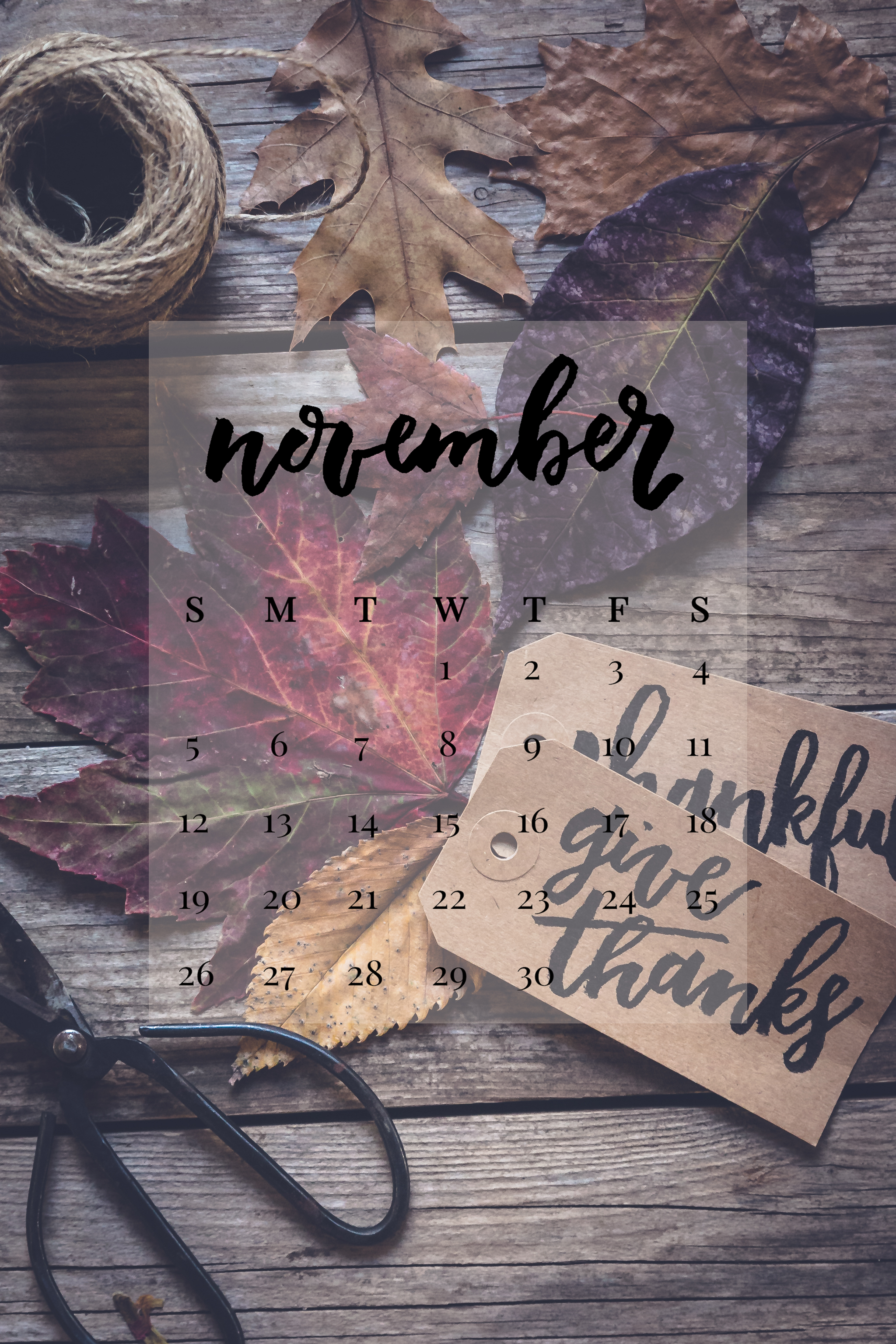 Fall Wallpaper For Desktop Background 2017 Desktop Calendars Minding My Nest