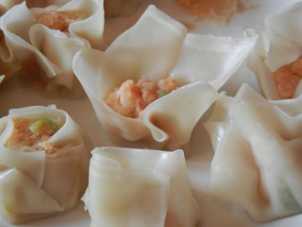 Tofino Time Steamed Shrimp and Crab Shumai Mind in the