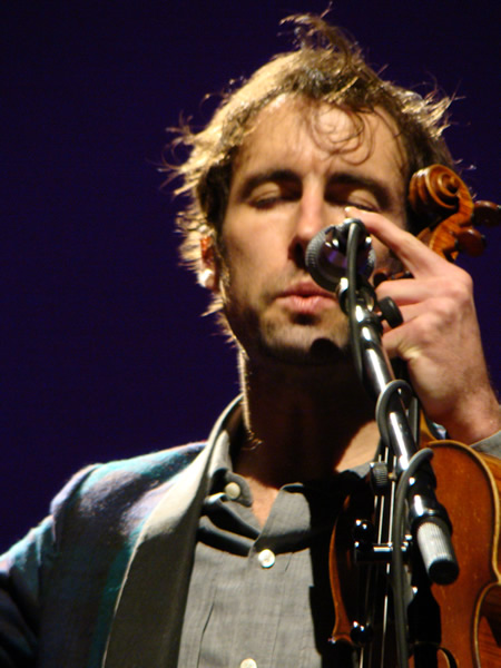 Concert Review Andrew Bird And Haley Bonar The State