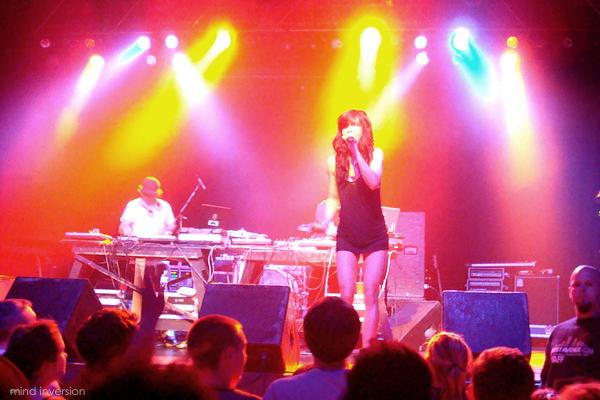 Amanda Blank live at First Avenue