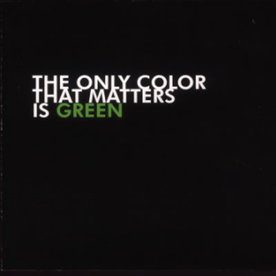 only green