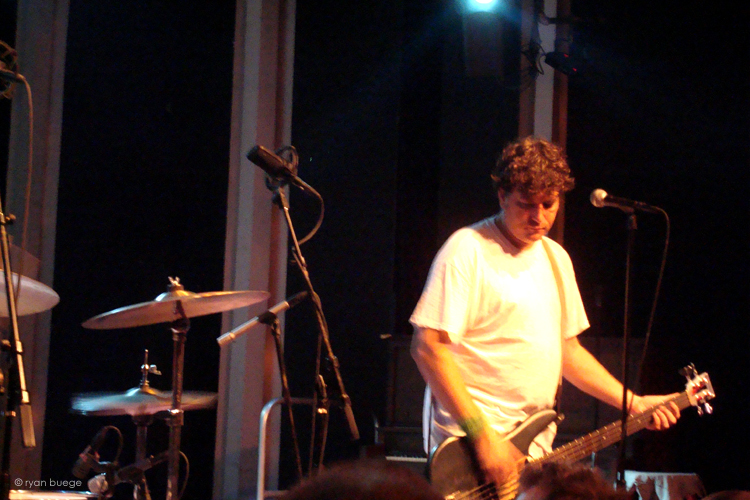 Shellac live at the Varsity Theater