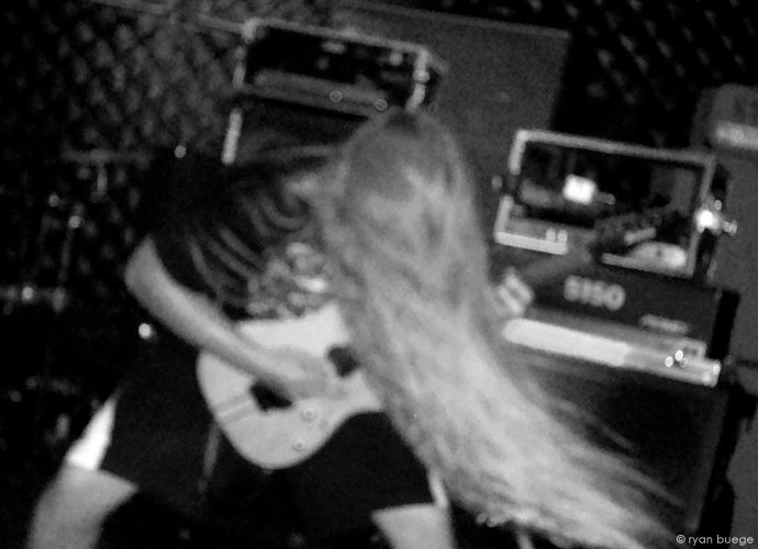 The Body Beneath live @ Triple Rock Social Club