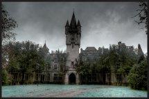 Creepy Haunted Abandoned Places