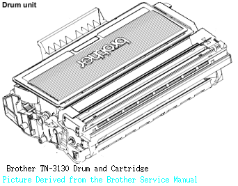 Brother HL 5200_Mono Laser Printer Series