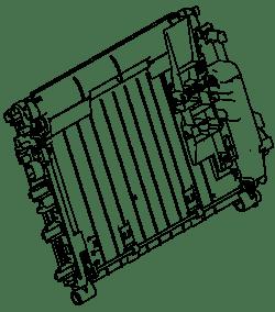 HP Color LaserJet 2600 Series Electrostatic Transfer Belts (ETBs)