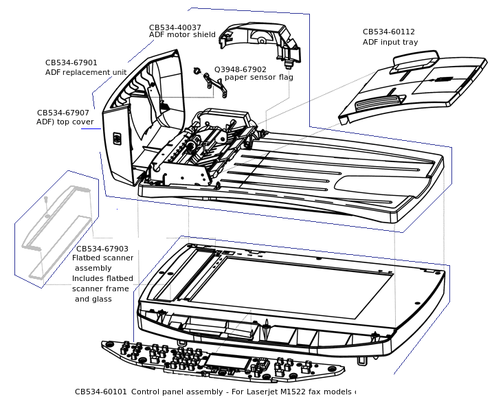 HP 5851-3580