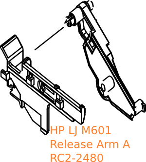 HP RC2-2480_release-arm_A for HP LJ M601 etc