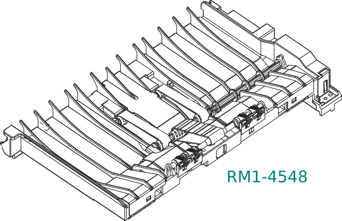 HP P4014, P4015, M601, M603 etc