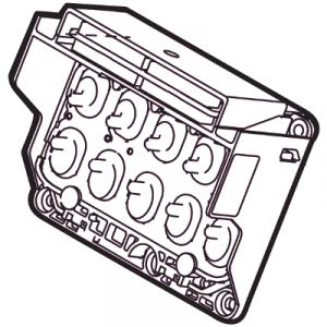 F191110 Printhead for Epson Stylus Pro 7700 7890 7900 9700