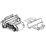 CE487A (Q3938-67969,Q3938-67999) ADF Roller Kit for HP