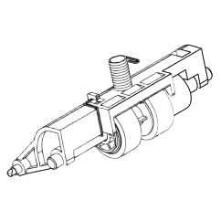 RM1-5224-000CN HP Separation Roller (Ef)