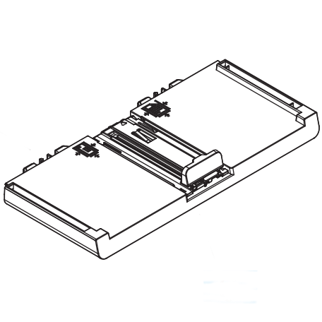 RM2-0144 HP Main Tray assembly for CLJ M176/M177