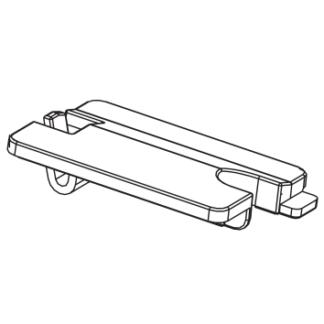 JC01-00060A White Foam Scanner Lid Sheet for Samsung SCX