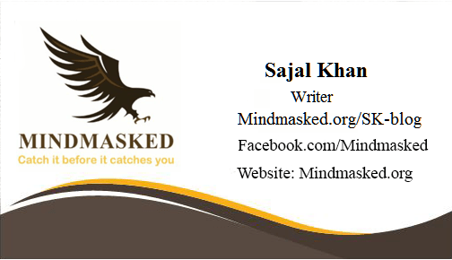bussiness card sajal