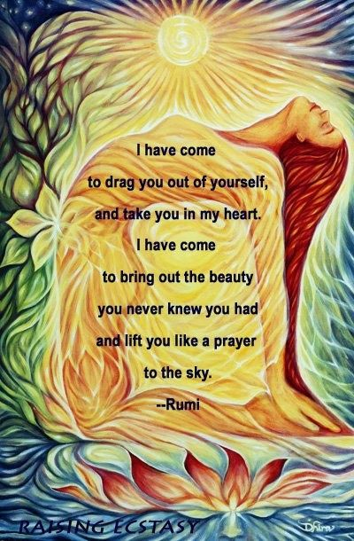 Attribute to rumi
