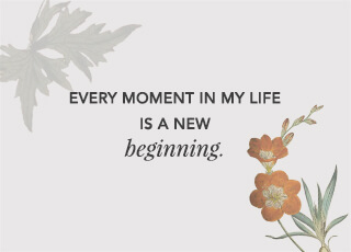 Stop living on autopilot and start living with this powerful affirmation!