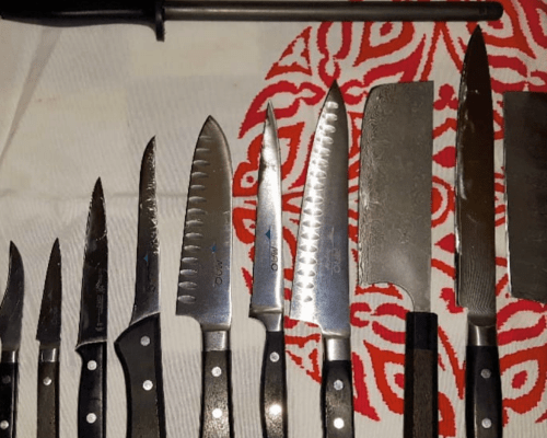 A Few Words On Knife Care, From a Guy That Sucks At Knife Care