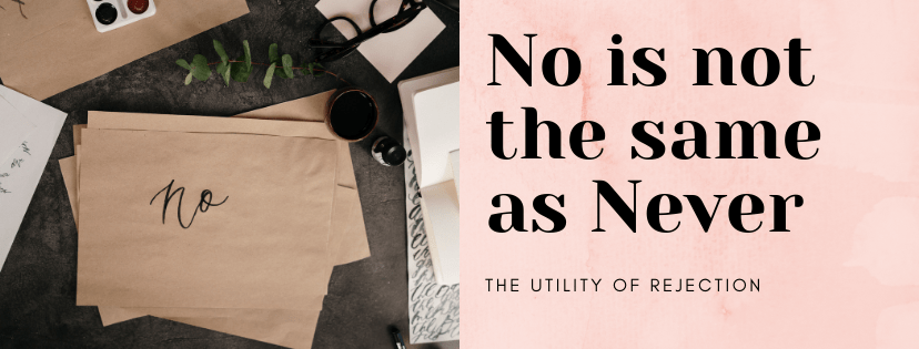 The Utility of Rejection