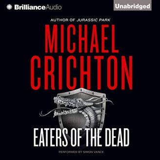 Summer Reads include Eaters of the Dead by Michael Crichton