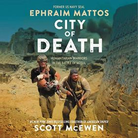 Summer Reads include City of Death by Ephraim Mattos