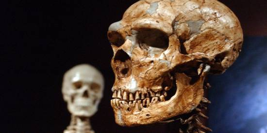 Giant Remains have been a source of controversy