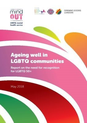 Ageing Well in LGBTQ Communities report