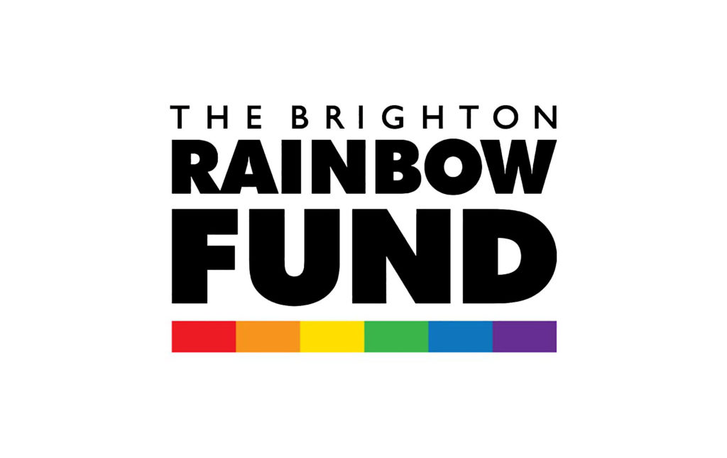 Brighton Rainbow Fund logo