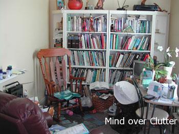 apartment before