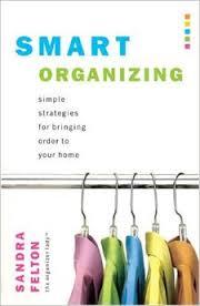 Paperback book Smart organizing