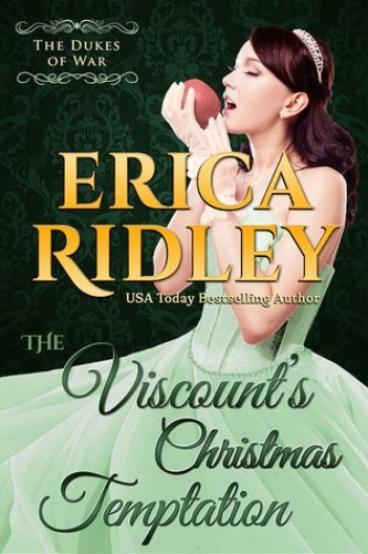 A Viscount's Christmas Temptation