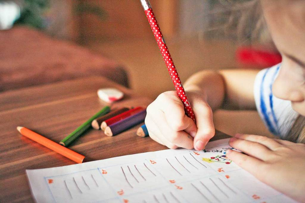 tips for parents teaching kids at home