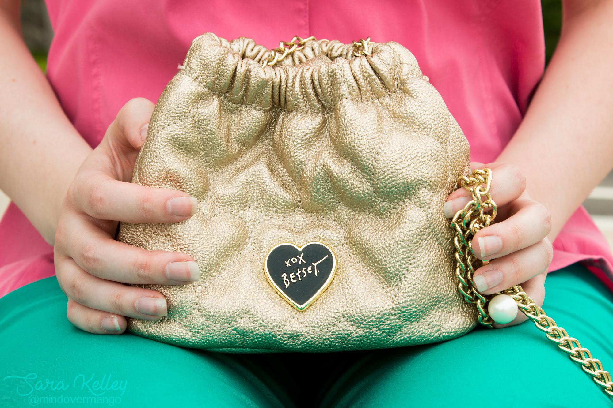 Betsey Johnson Handbag Sale Purse