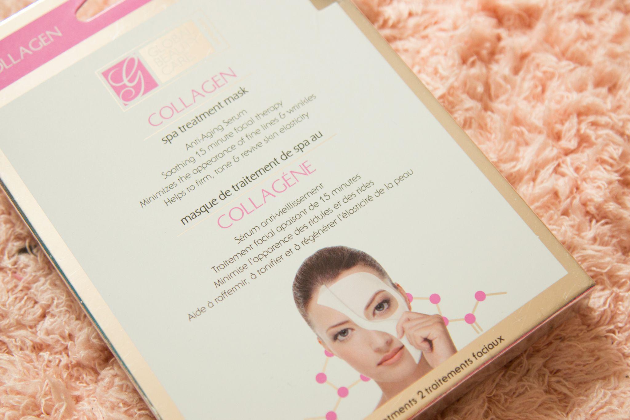 Global Beauty Care Cruelty Free Face Mask Dolar Tree