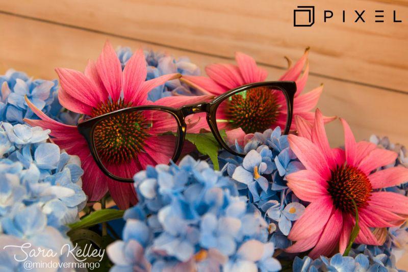 Pixel Eyewear Collab