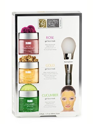 Global Beauty Care Mask + Brush