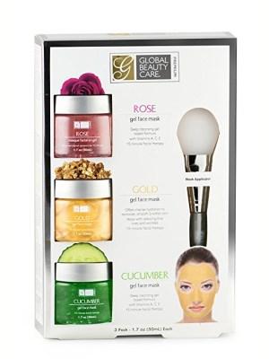 Global Beauty Care Mask + Brush