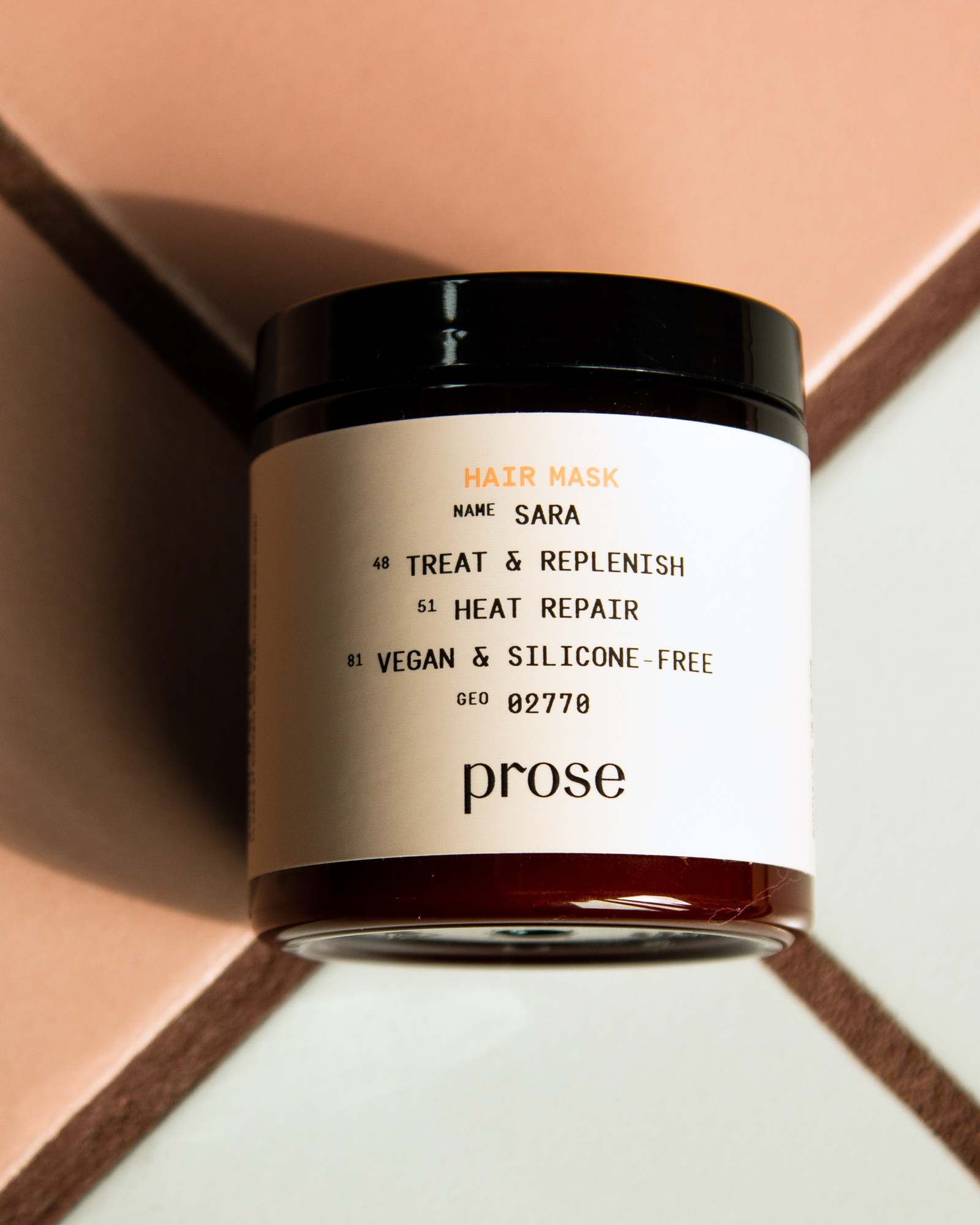 Prose Hair Care Customized Shampoo Mask