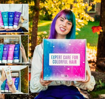 Aloxxi Instaboost  Hair Dye (& Full Aloxxi Unboxing)