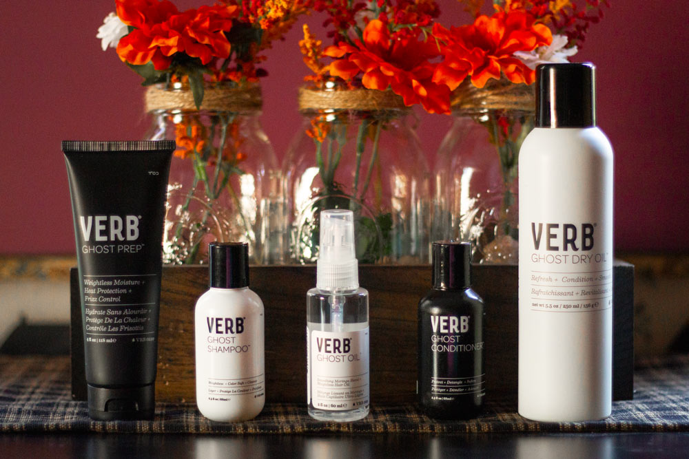 Verb Hair Ghost Products