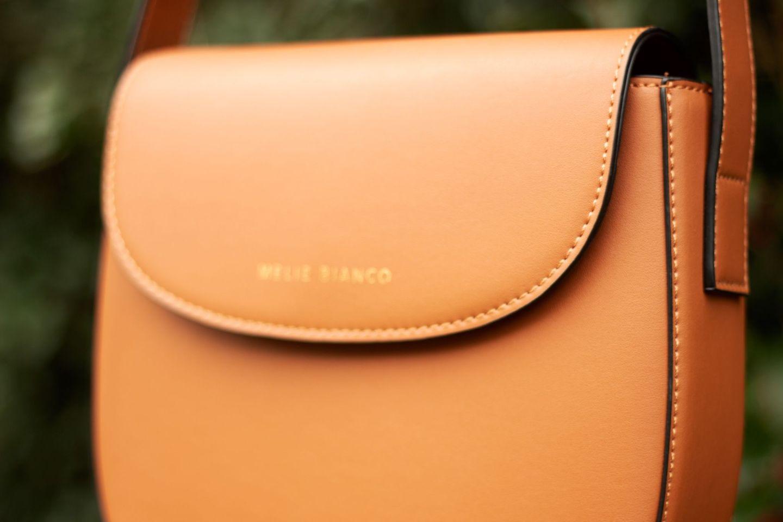 Modmopolitan Melie Bianco Vegan Leather Handbag