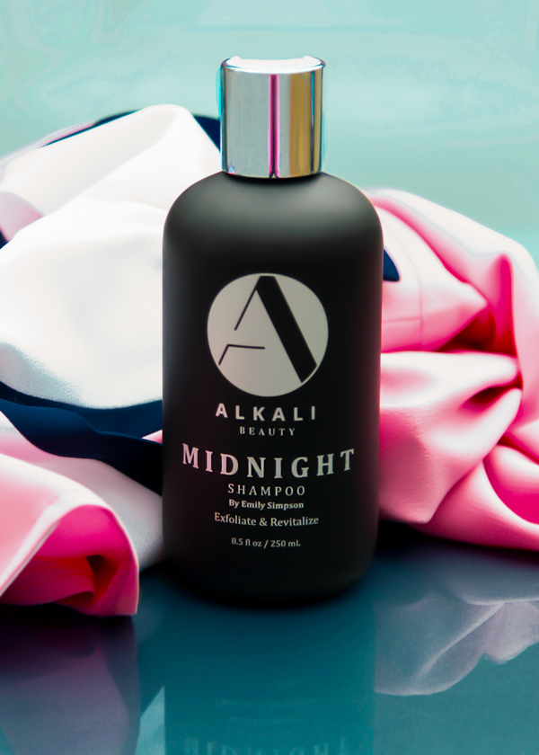 Alkali Beauty Midnight Duo Shampoo Emily Simpson